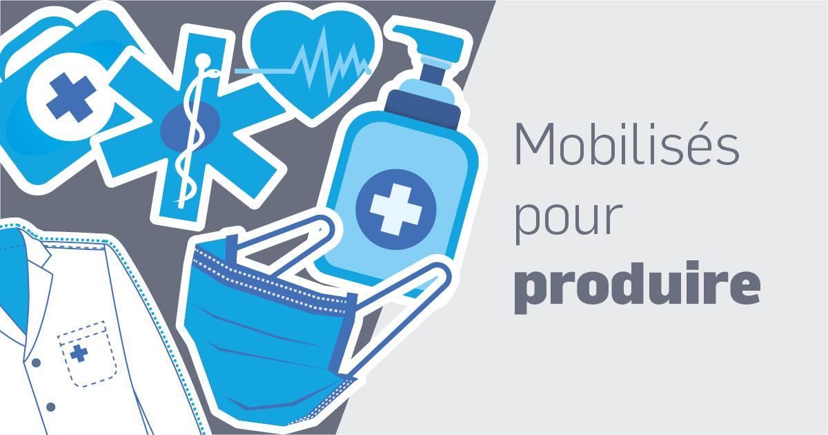 Le NFC mobilisé pour produire