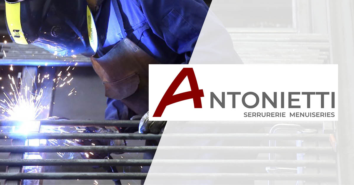 Antonietti - Serrurerie Menuiseries