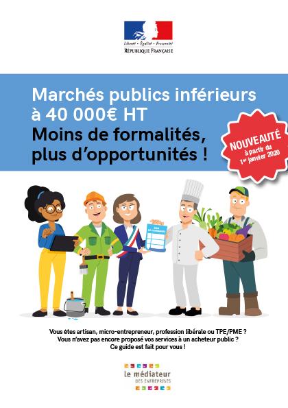 Guide des Marchés publics