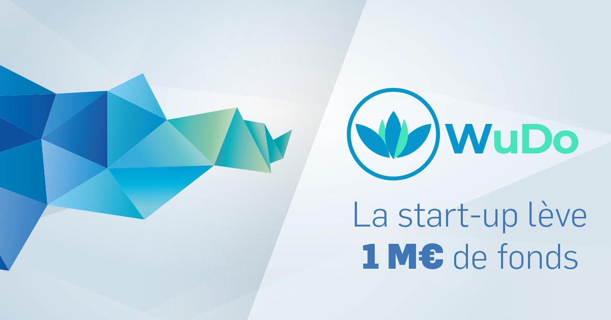 WuDo - Première levée de fonds