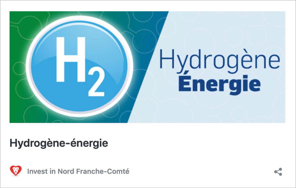 Hydrogène Energie