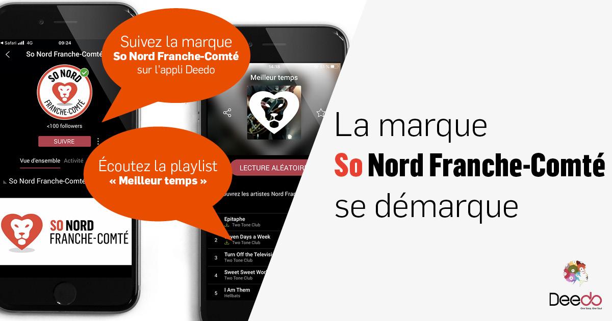 La marque So Nord Franche-Comté se démarque
