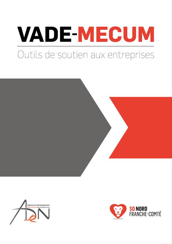 VADE-MECUM – Mesures de soutien aux entreprises