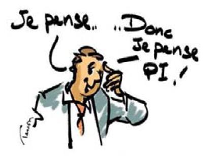 Je pense PI - Luc Tesson