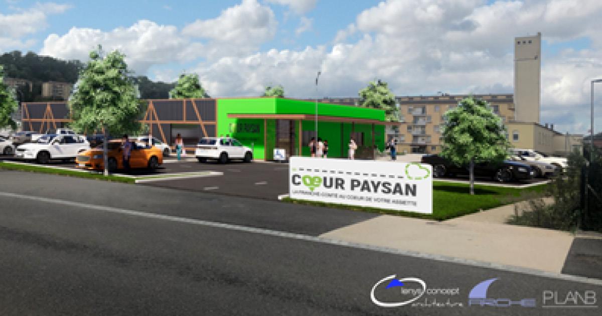 Coeur Paysan Sochaux