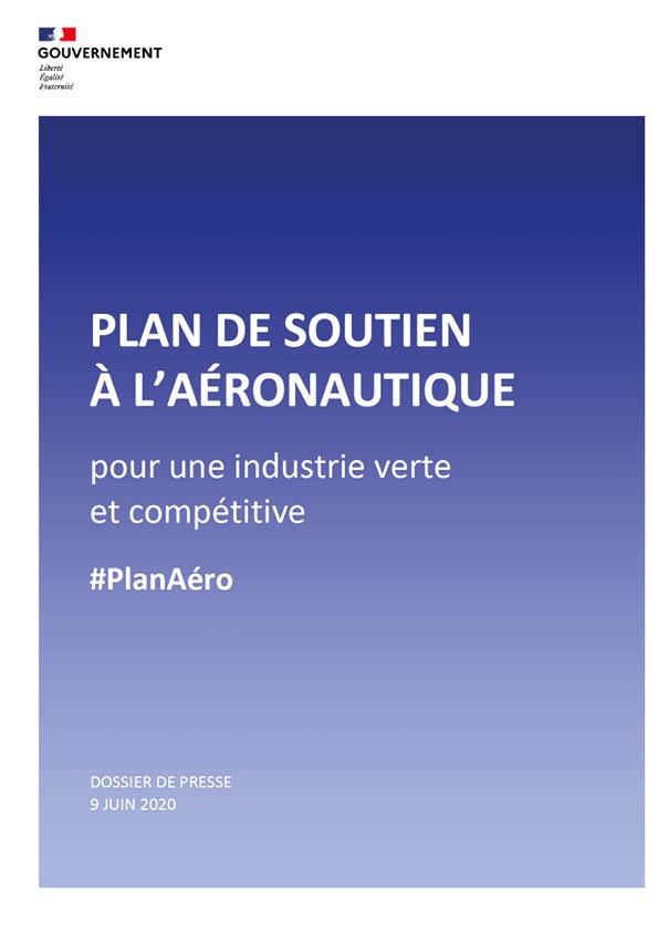Plan de soutien à l'Aéronautique