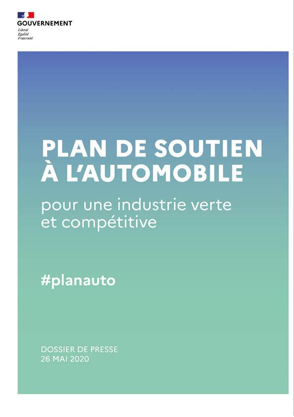 Plan de soutien à l'Automobile