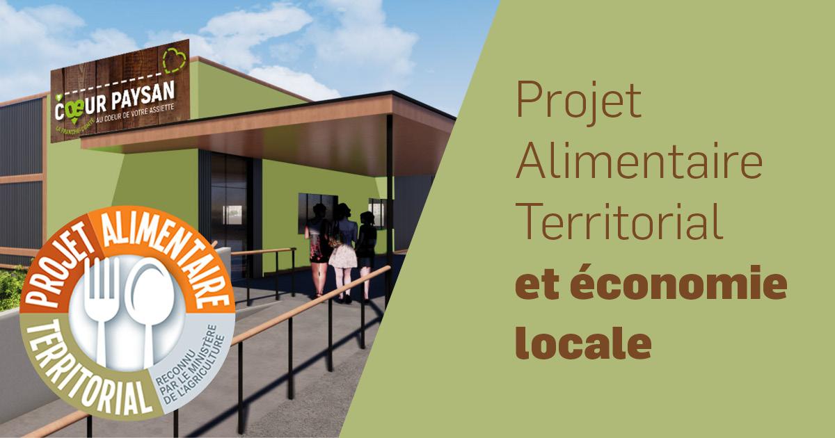 Projet Alimentaire Territorial et économie locale