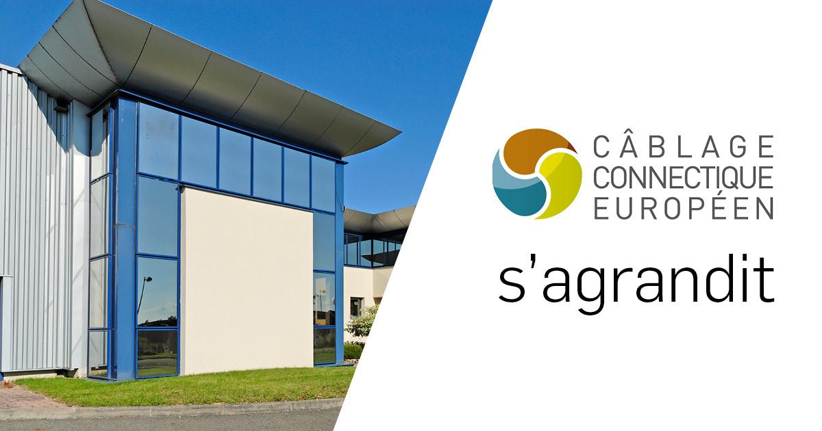 CCE - Câblage Connectique Européen