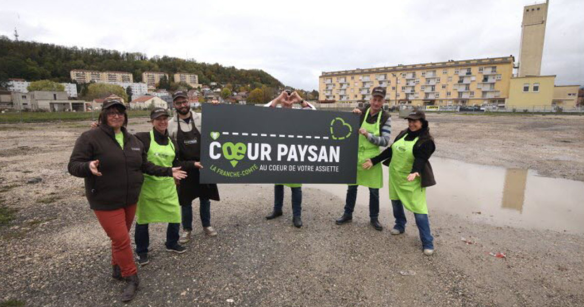 Coeur Paysan Sochaux - Photo ER - Lionel VADAM