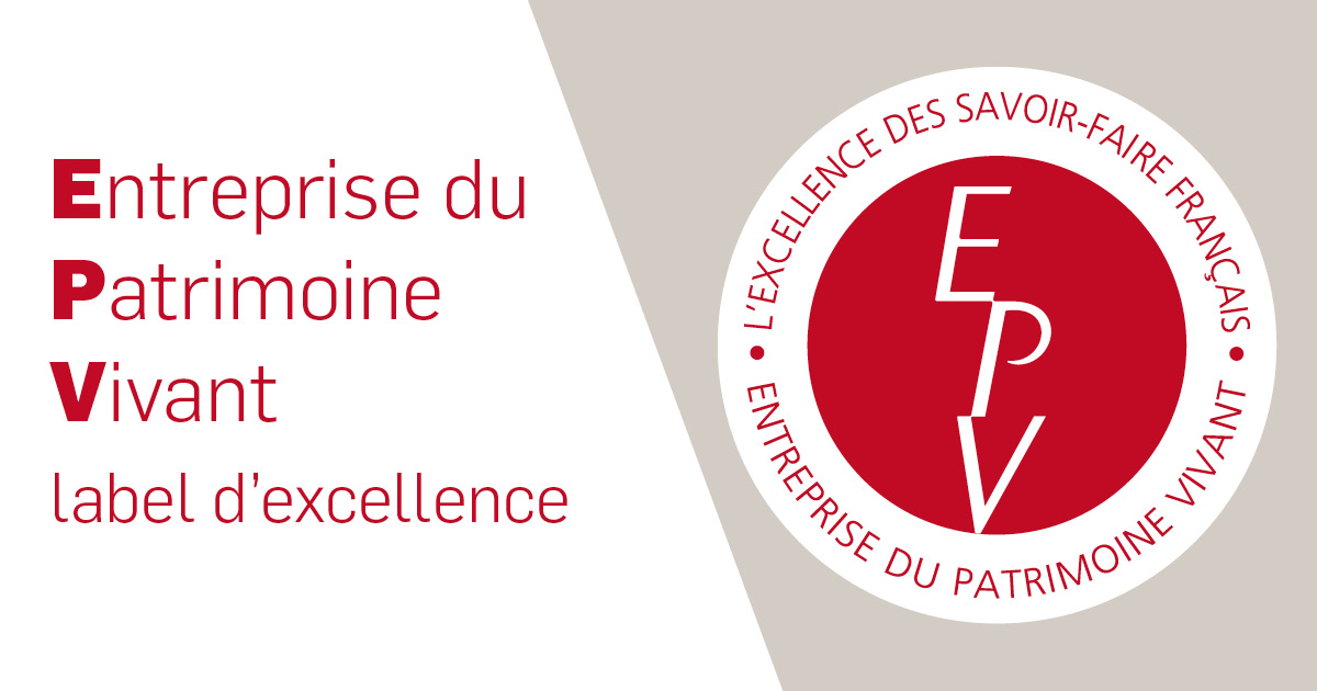 EPV, label d'excellence