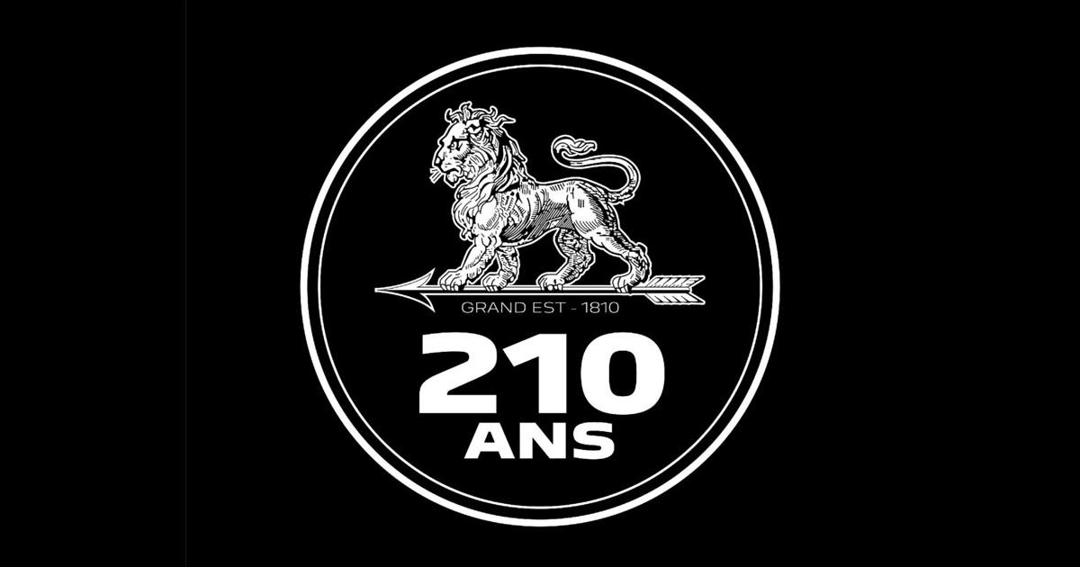 Peugeot 210 ans