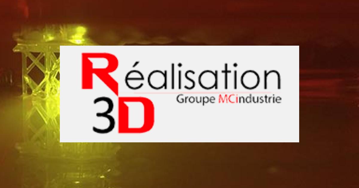 Réalisation 3D