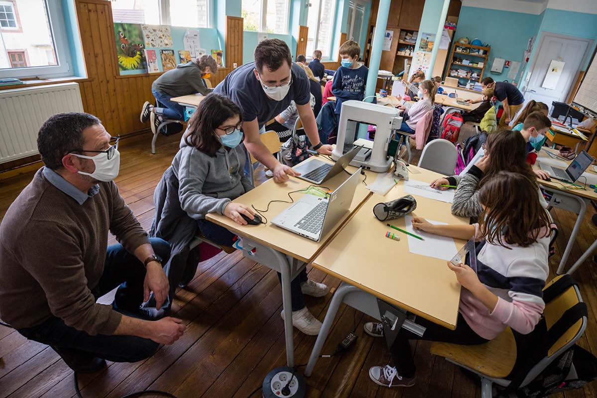 e-PERI&SCHOOL - Photo Tim Platt pour PMA
