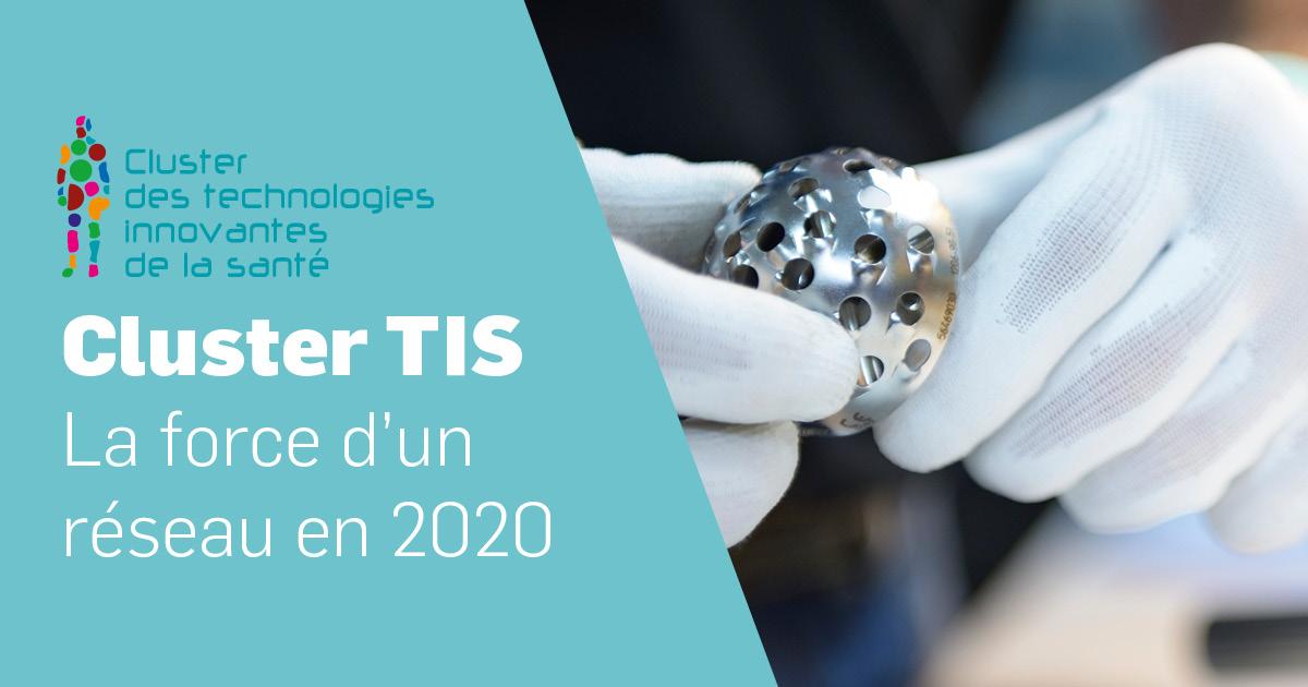 Cluster TIS : la force d'un réseau en 2020