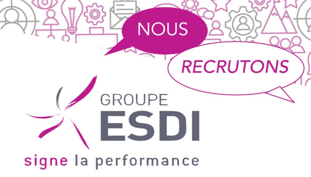 ESDI recrute