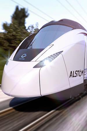 Alstom TGV du futur