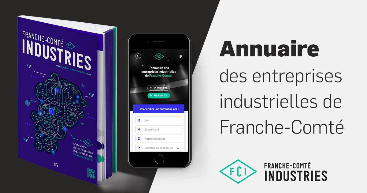 Annuaire Franche-Comté Industries