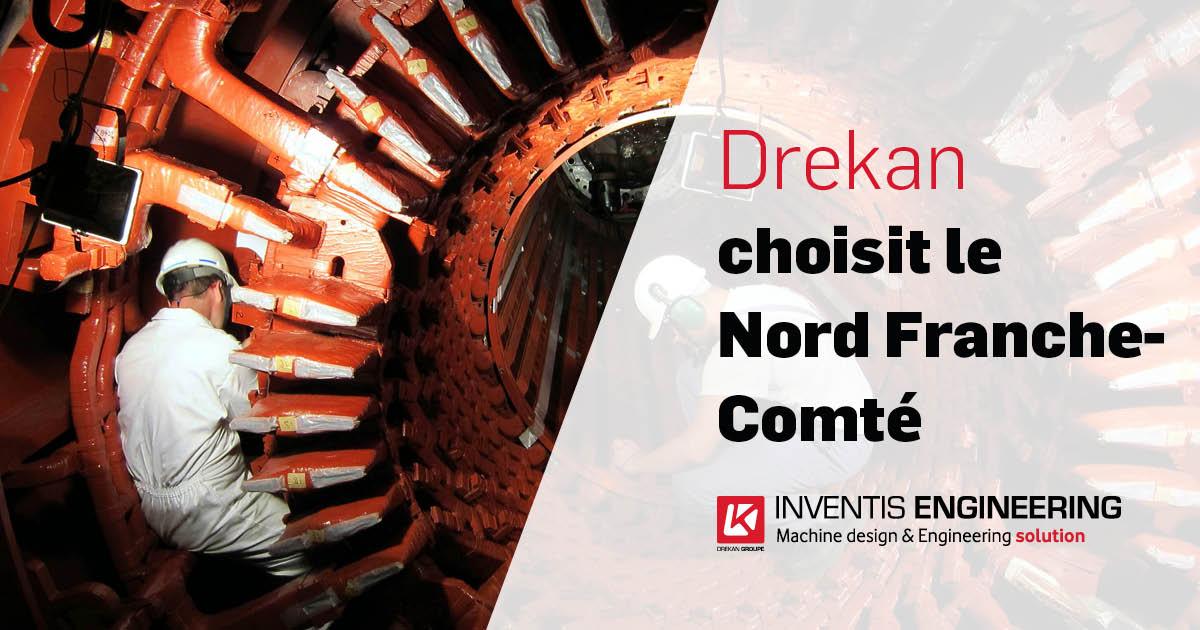 Drekan choisit le Nord Franche-Comté