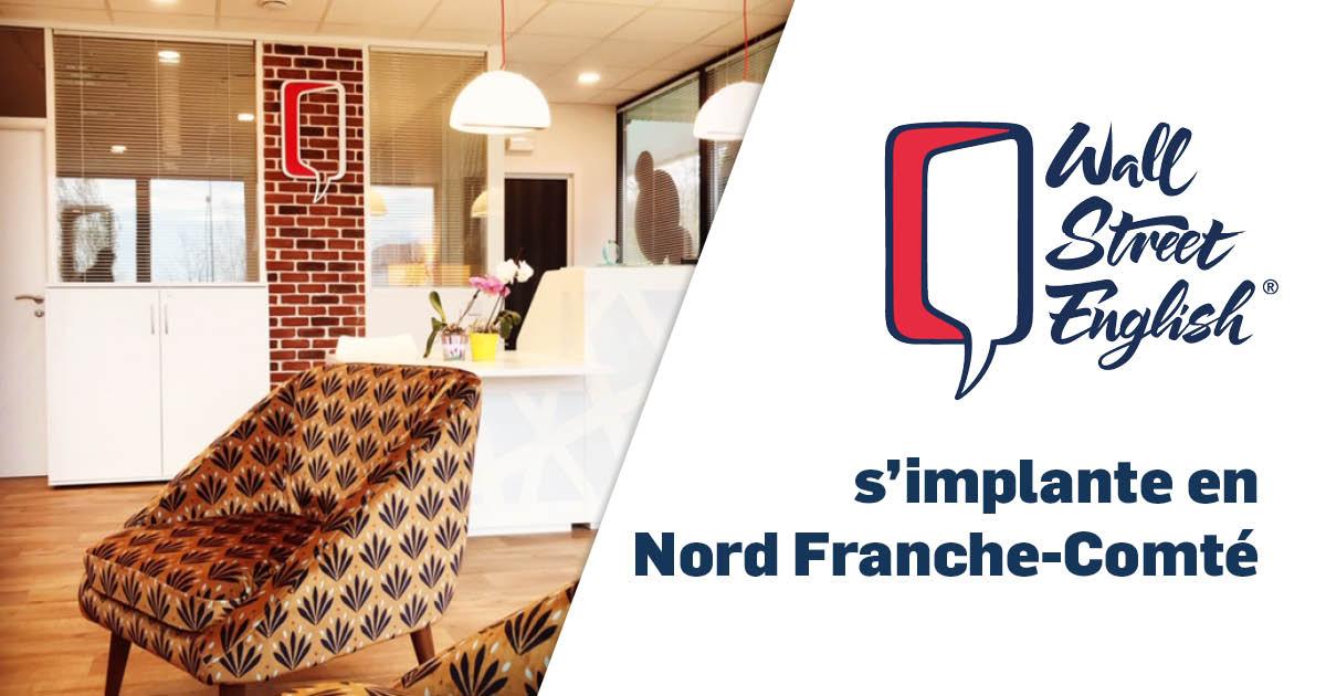 Wall Street English en Nord Franche-Comté