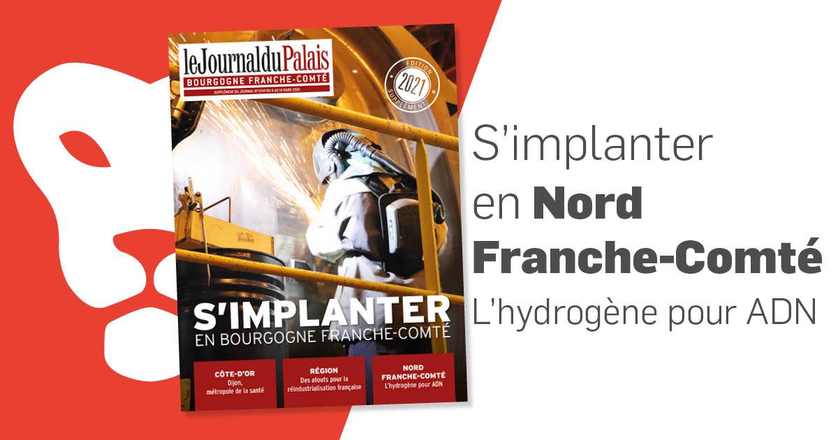 Journal du Palais en Nord Franche-Comté