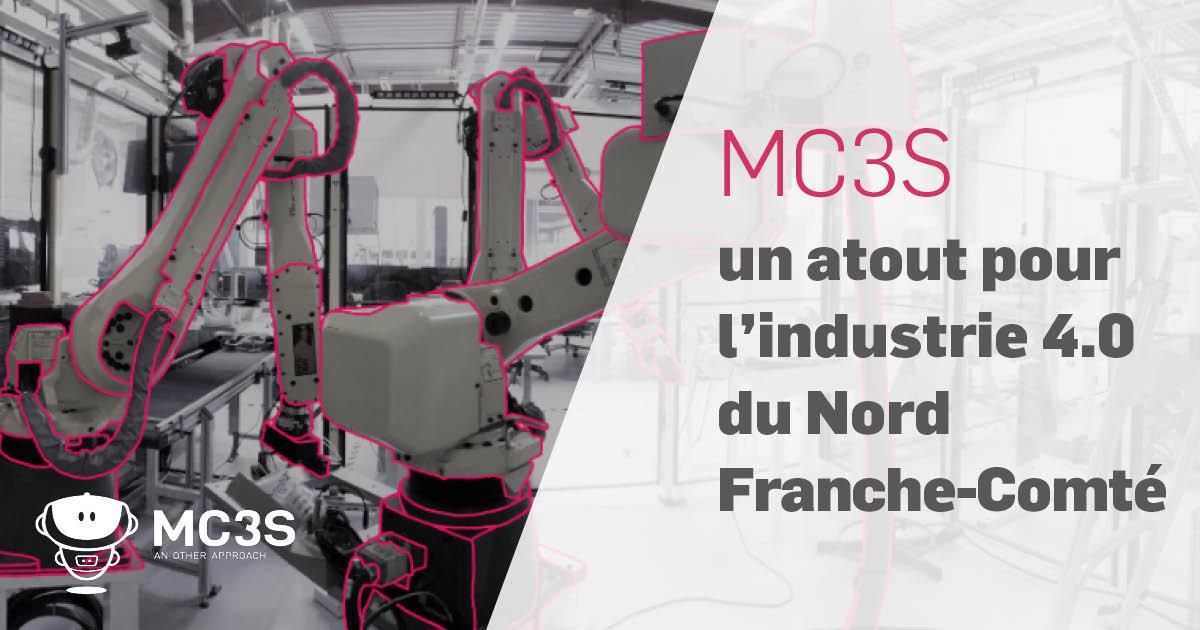 MC3S, un atout pour l'industrie 4.0