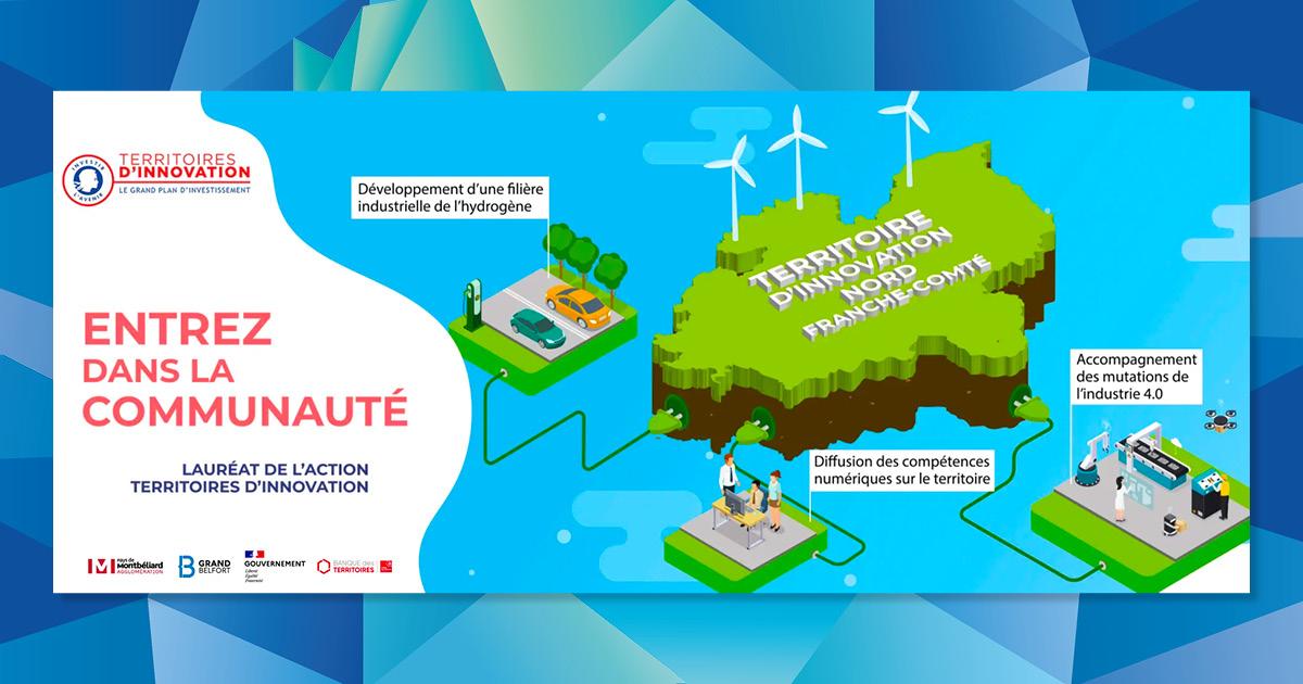 Plateforme Territoire d'Innovation Nord Franche-Comté