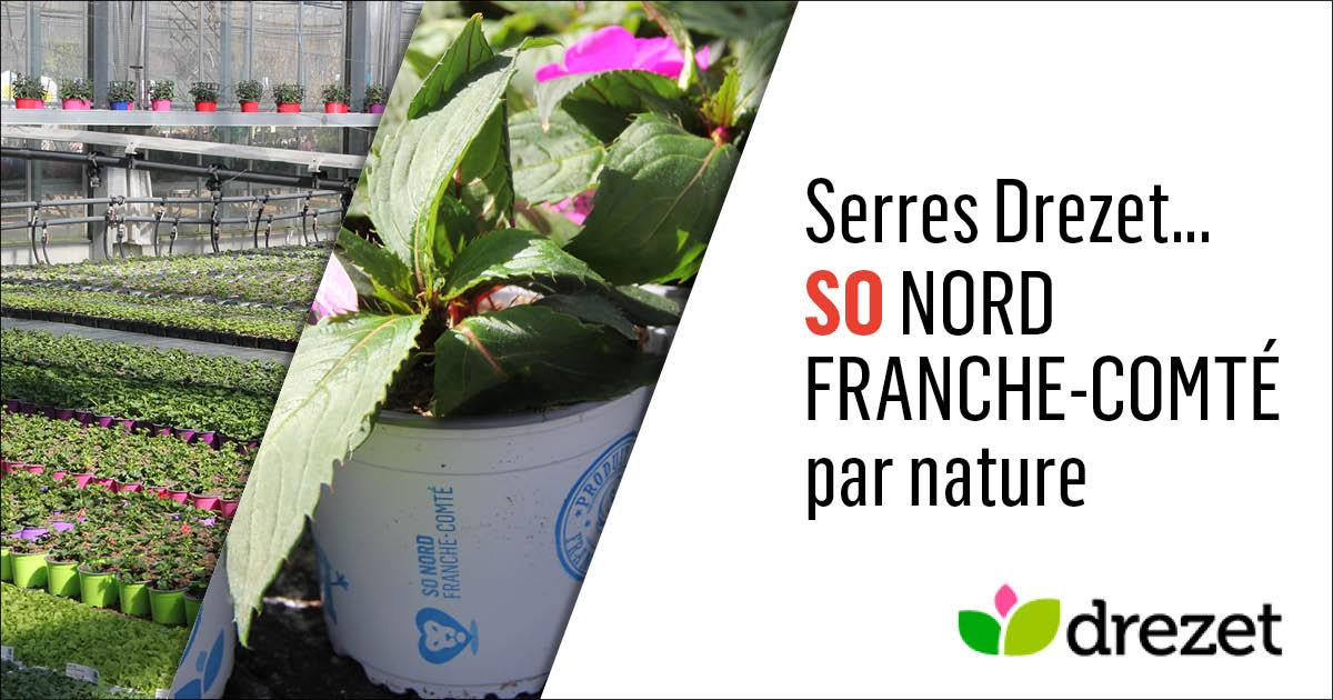 Serres Drezet, So Nord- Franche-Comté