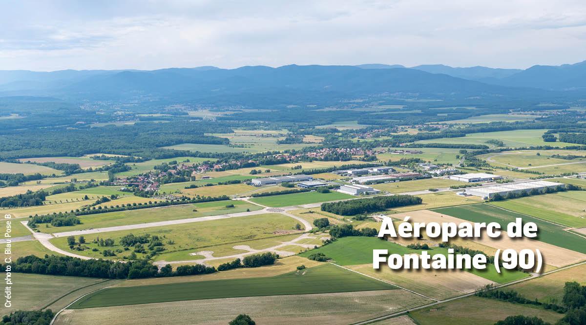Aéroparc de Fontaine (90)