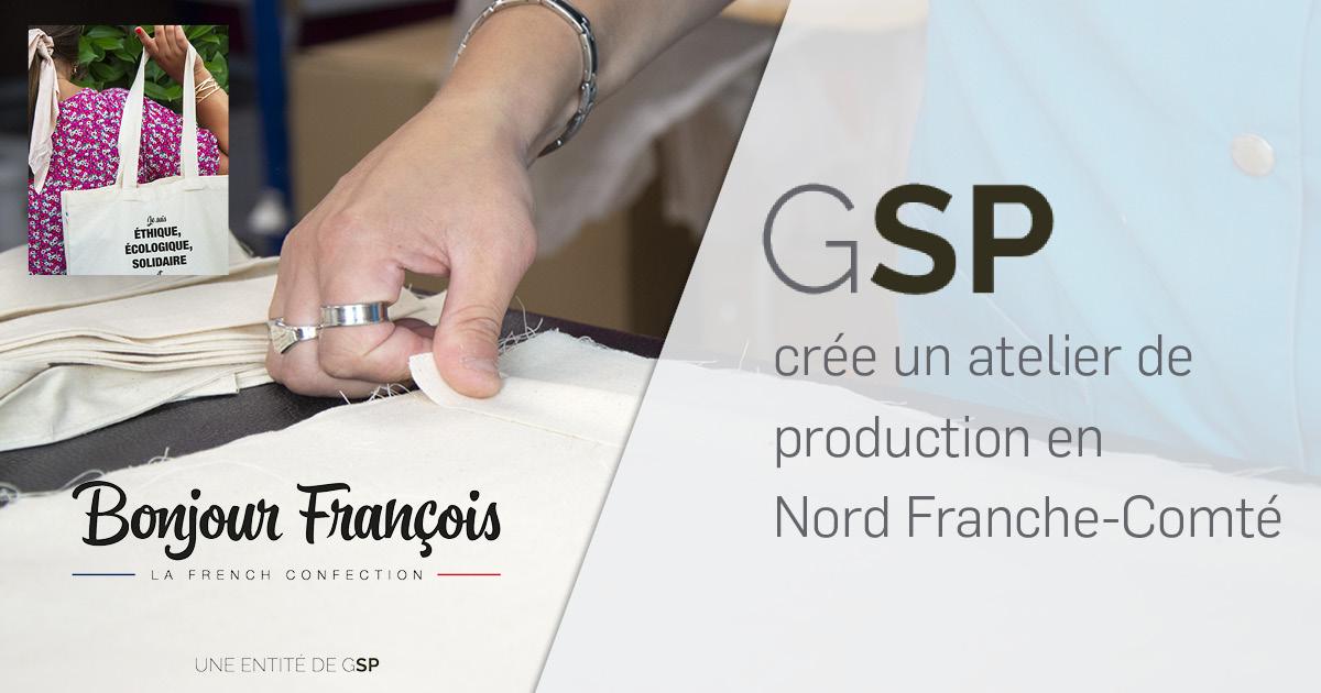 GSP - Bonjour François