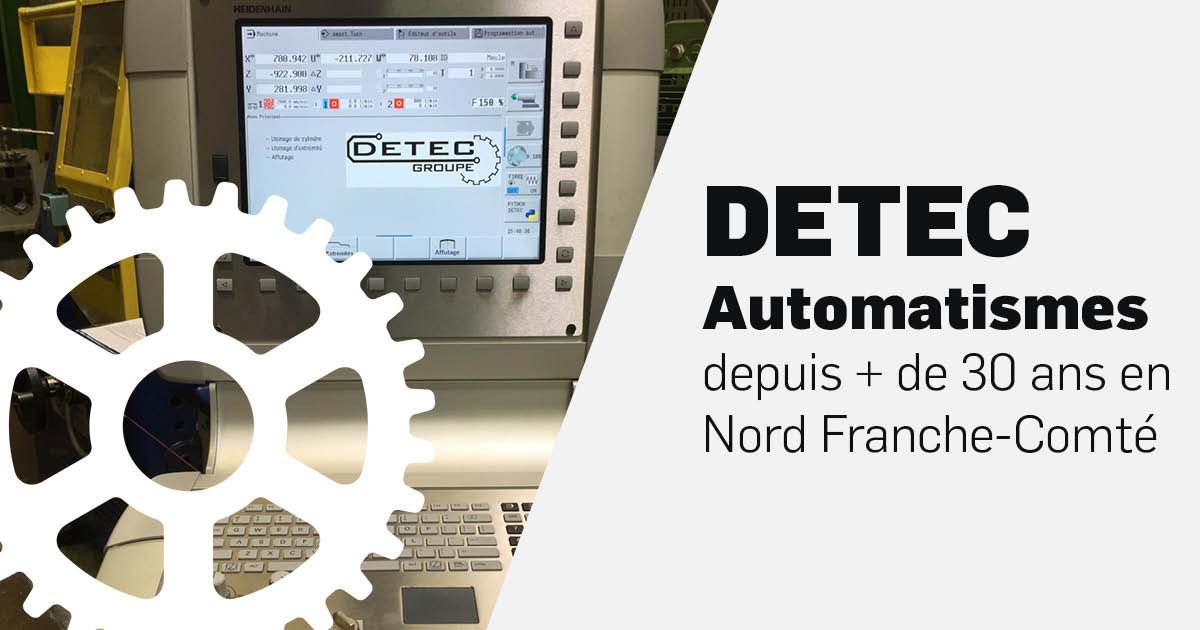 DETEC Automatismes, BE en Nord Franche-Comté