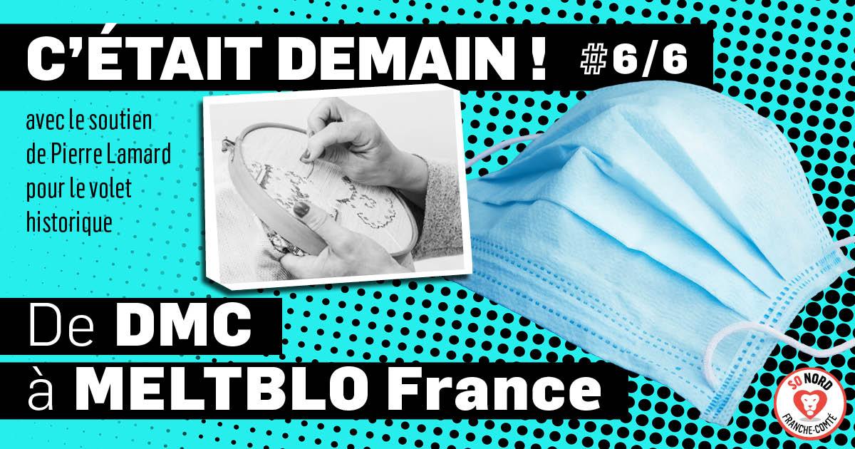 De DMC à MELTBLO France