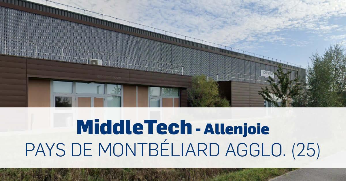 MiddleTech - Allenjoie