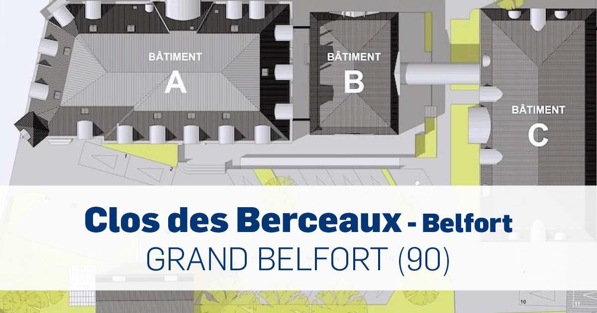 Clos des Berceaux - Belfort