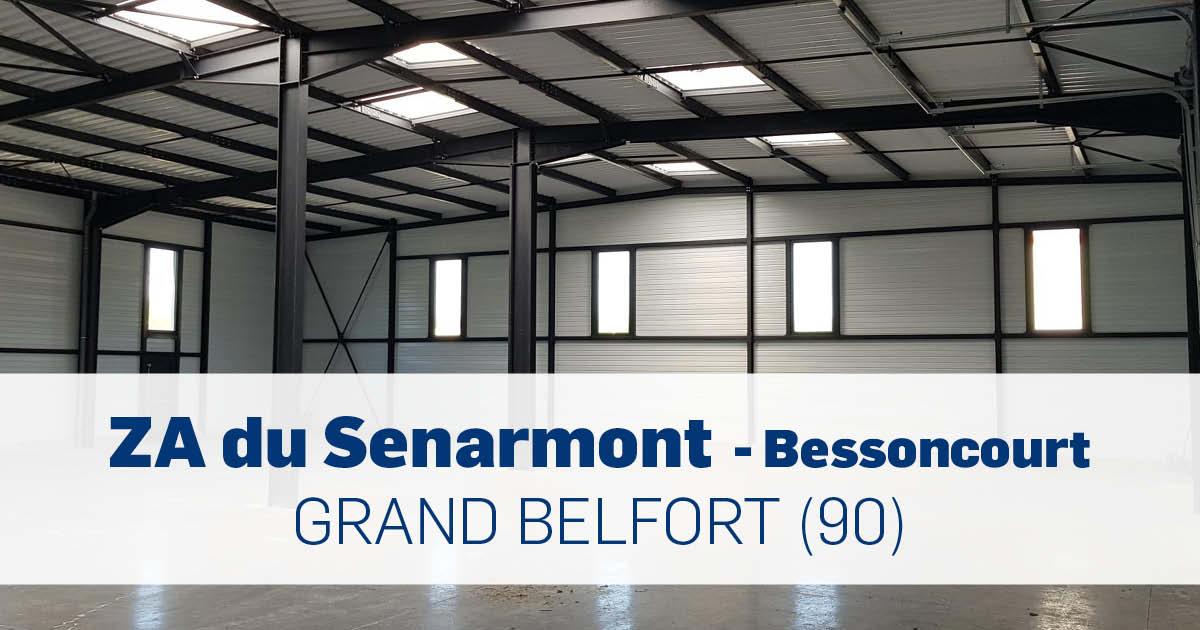 ZA du Senarmont - Bessoncourt