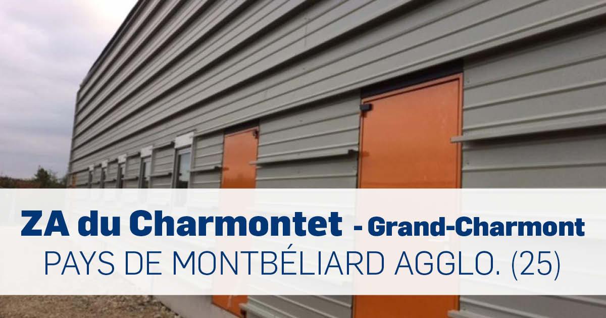 ZA du Charmontet - Grand Charmont