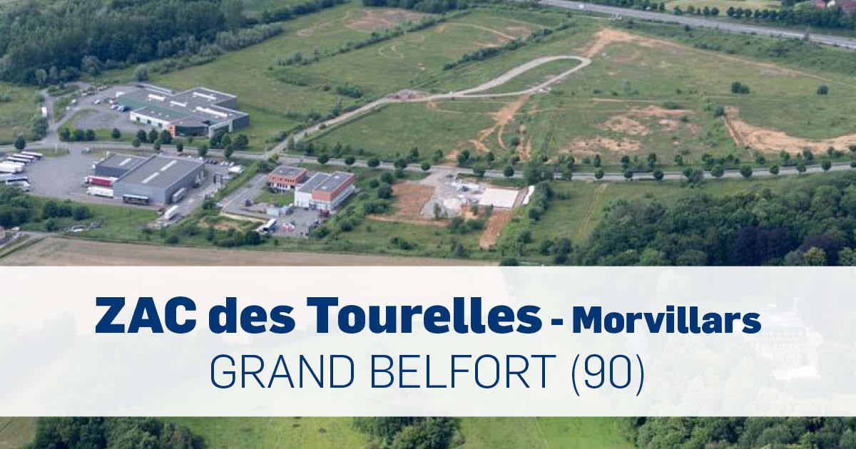 ZAC des Tourelles - Morvillars