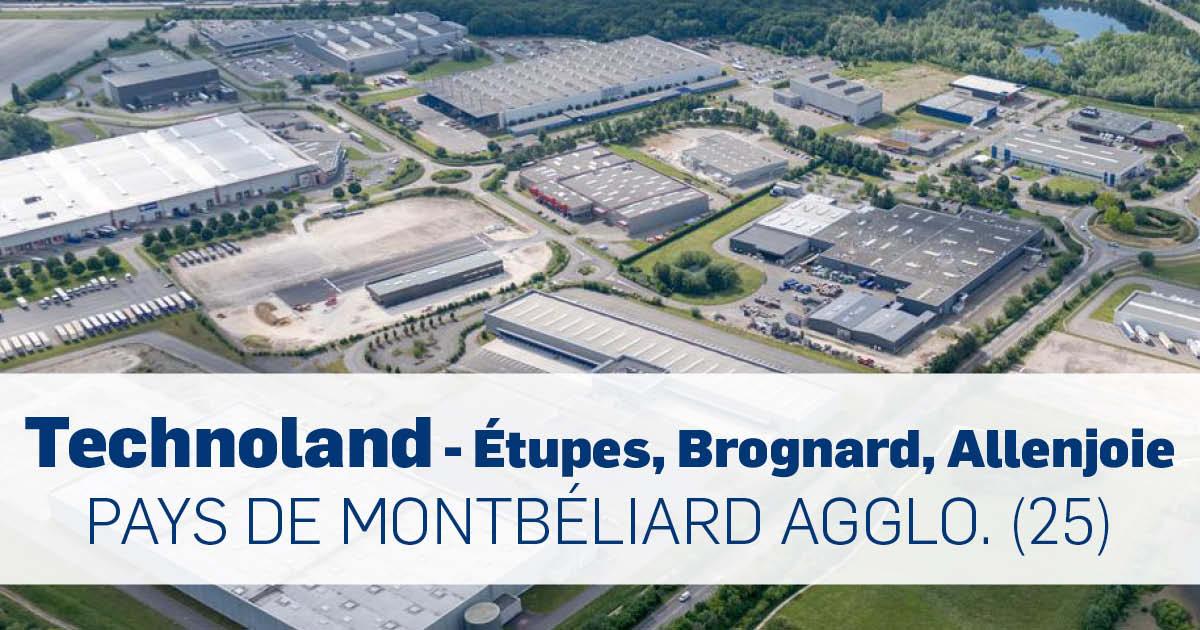 Technoland - Etupes, Brognard, Allenjoie