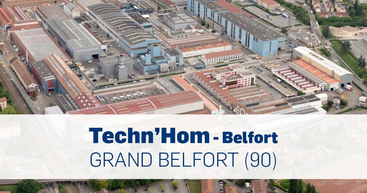Techn'Hom - Belfort
