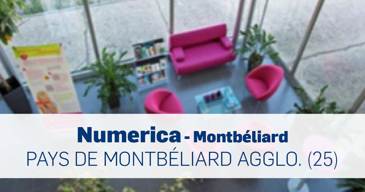 Numerica - Montbéliard