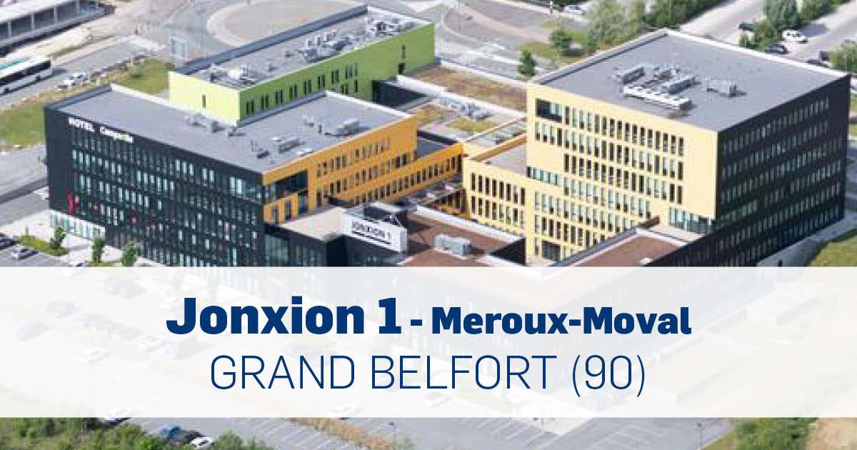 Jonxion 1 - Meroux-Moval