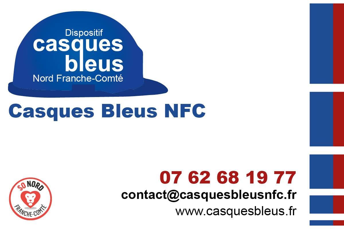 Casques Bleus Nord Franche-Comté