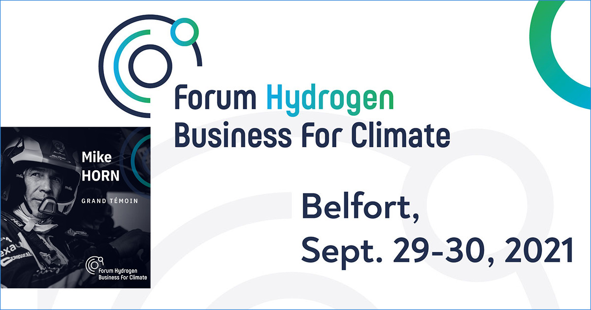 Forum Hydrogen Business For Climate - 29 30 sept. 2021