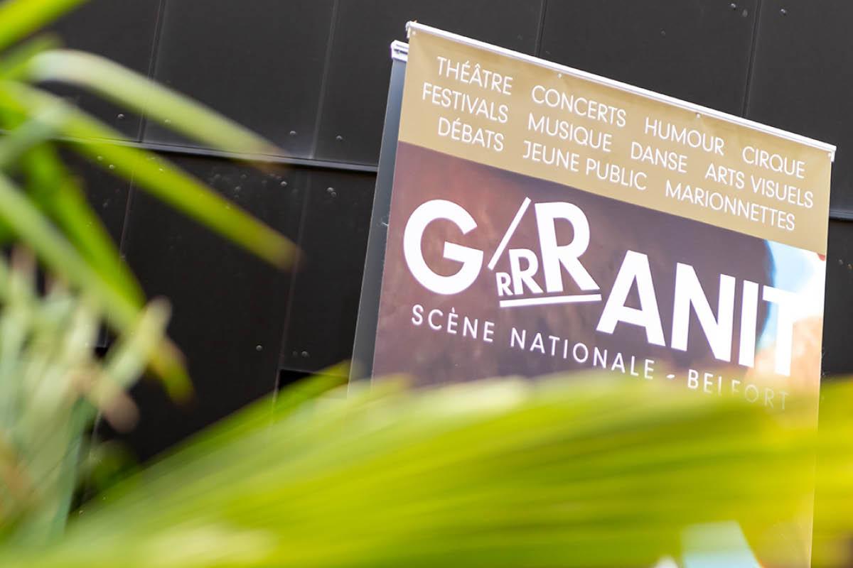 Scène Nationale Grrranit de Belfort
