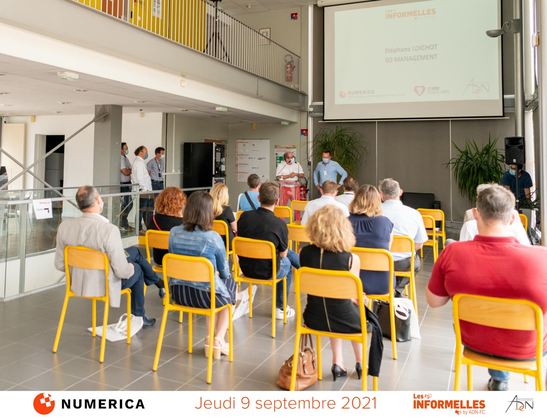 Les Informelles by ADN-FC - Numerica - 9 sept 2021 - Pose b