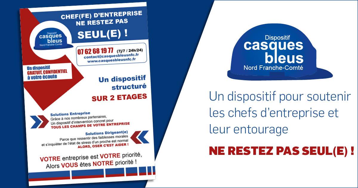 Dispositif Casques Bleus Nord Franche-Comté