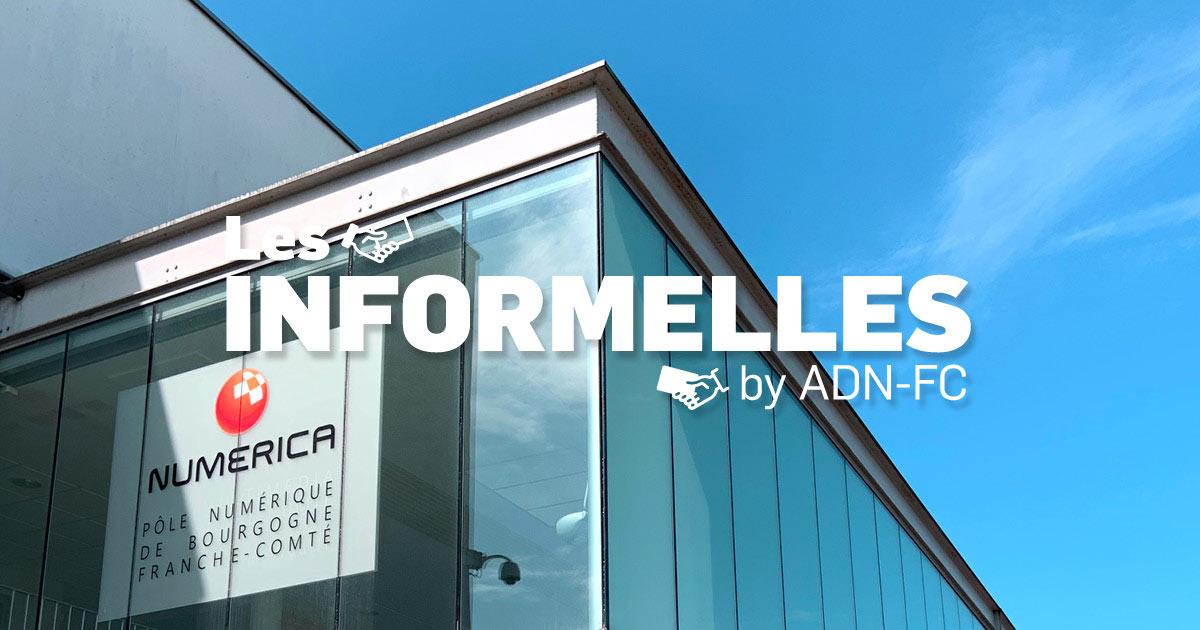 Les Informelles by ADN-FC - Numerica - 9 sept 2021